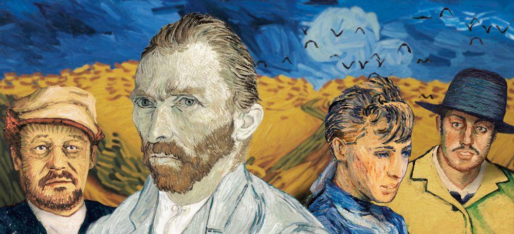 Loving Vincent: Prvi rukom naslikani animirani film