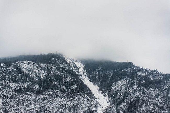 Zavejani Alpi: Analogna magija Nadie i Arnauda