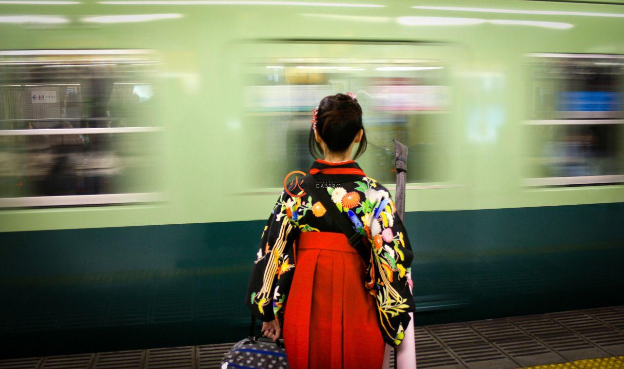 Japanski vozovi nikad ne kasne
