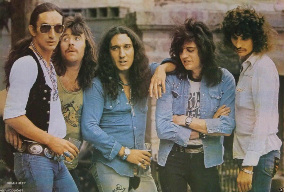 Uspomena na mladost i Uriah Heep