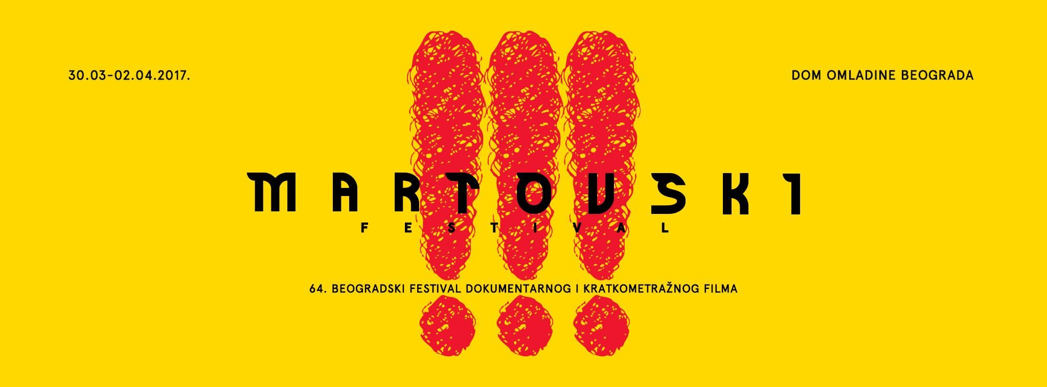 Otvoren konkurs za prijave filmova na 64. MARTOVSKI FESTIVAL