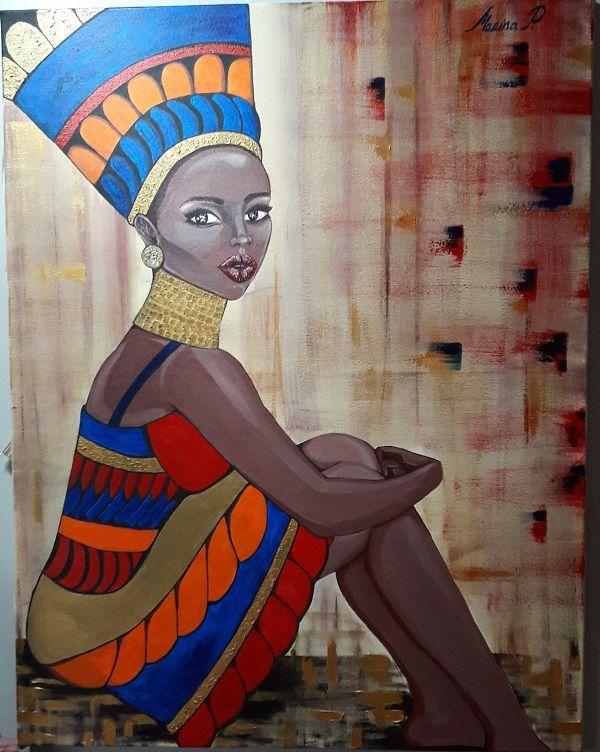 Slike afričke kulture