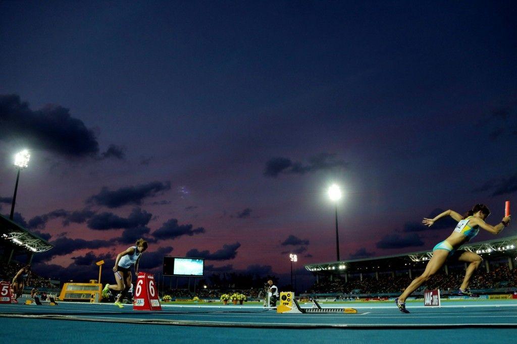 World relays - spoj sporta, zabave i drame
