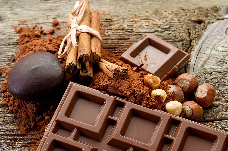 Čokolada, marcipan i još po nešto