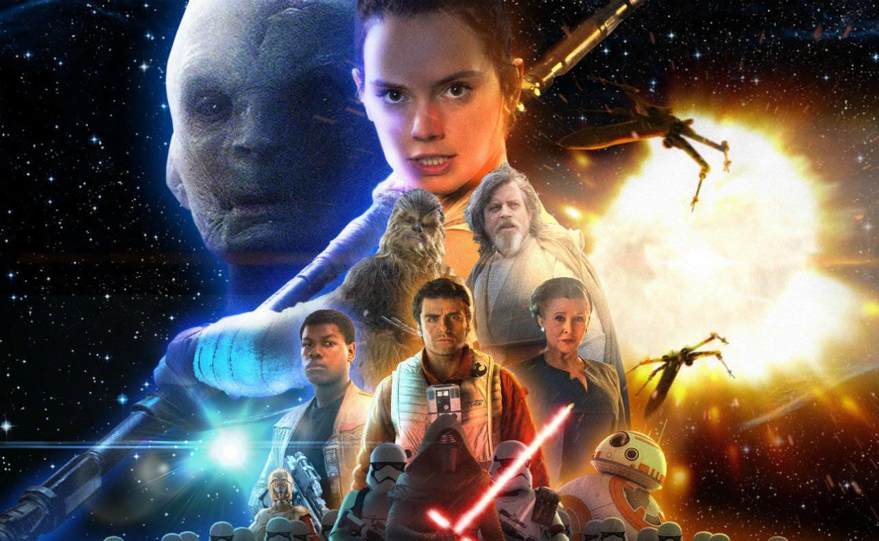 """""""Star Wars: Poslednji džedaji""""premijerno u domaćim bioskopima"""
