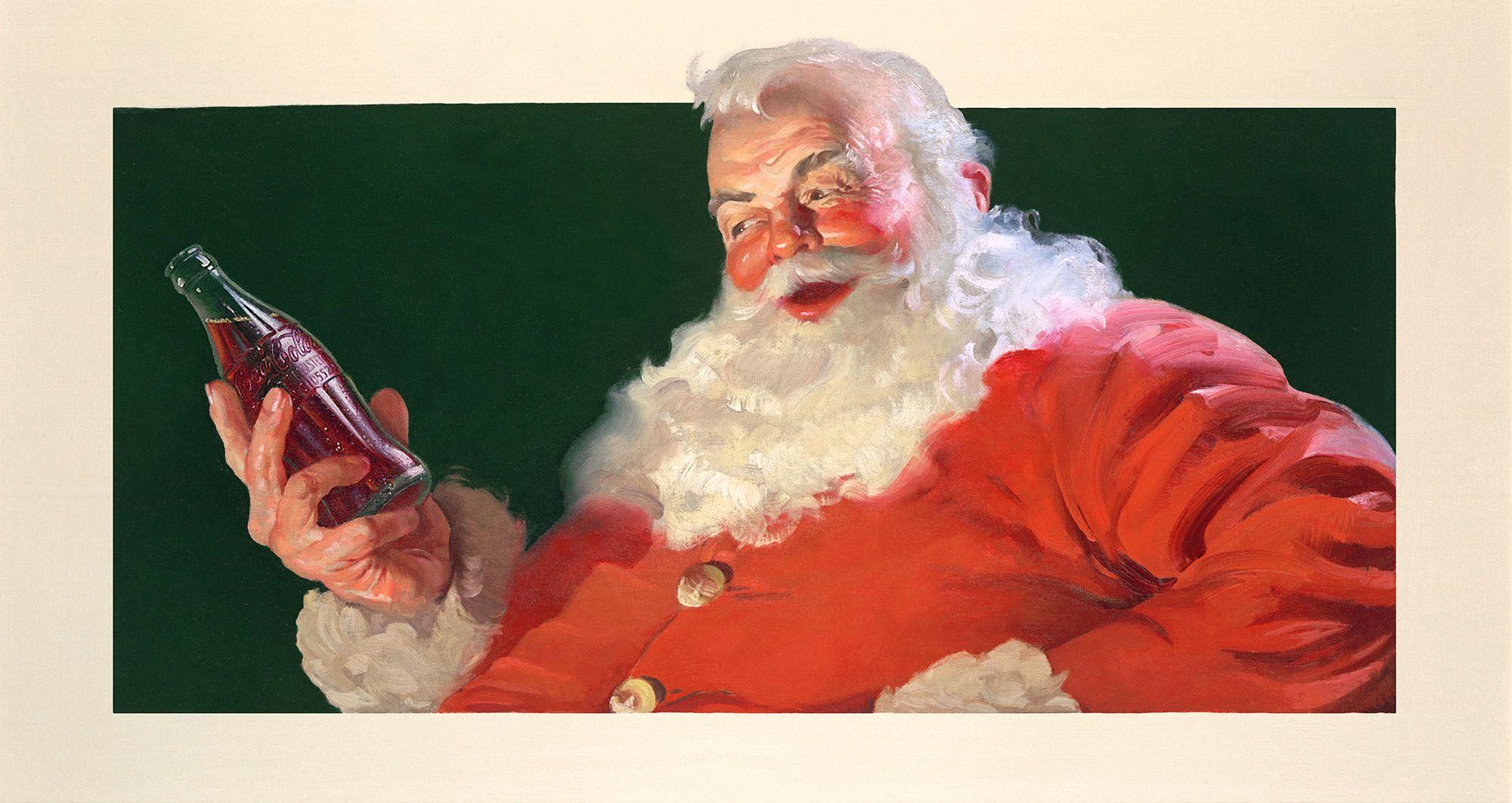 Deda Mrazova istorija
