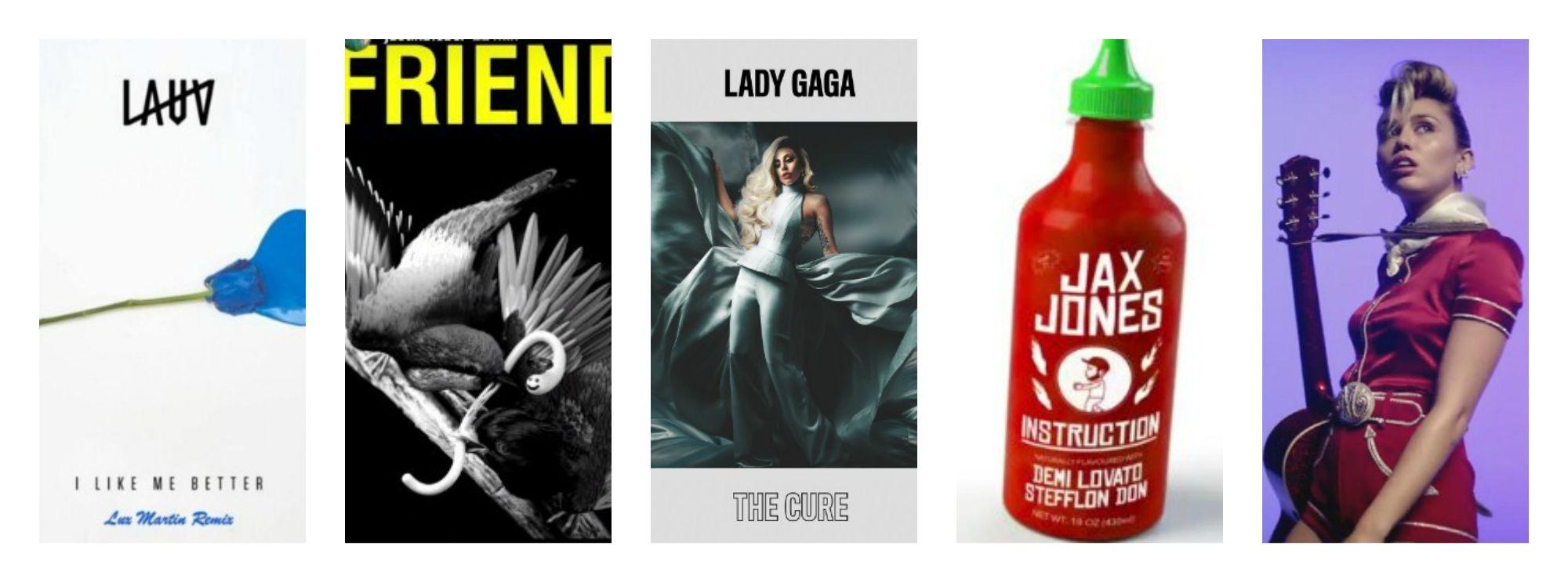 11 singlova u 2017. godini od kojih smo očekivali više