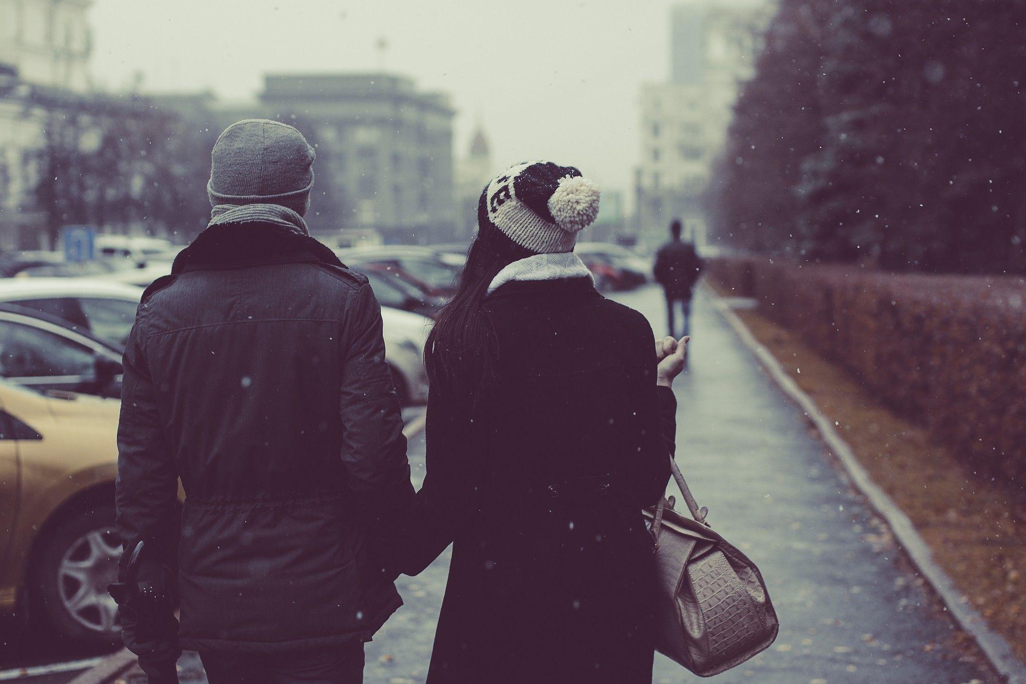 Novogodišnju rasvetu zasenili su znaci ljubavi