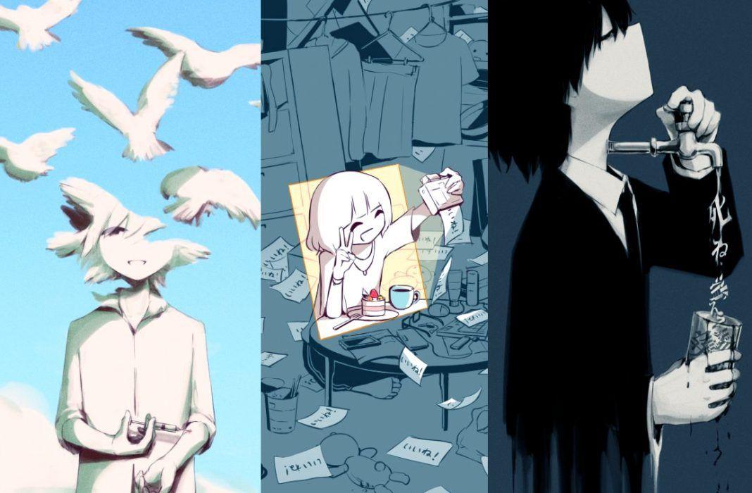 Crtežima prikazana osećanja sa kojima se svako od nas bar jednom suočio