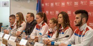 Medalje su se nizale - Veliki uspeh mladih karatista u Sočiju