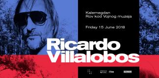 Svetska DJ zvezda RICARDO VILLALOBOS prvi put u Beogradu