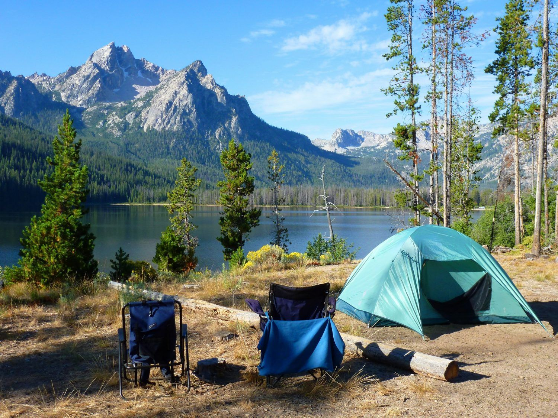 Da li je kampovanje za mene?
