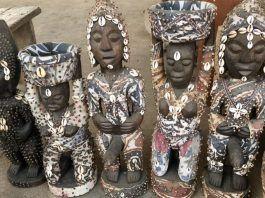 Mesto magije - Vudu pijaca na rubu Afrike
