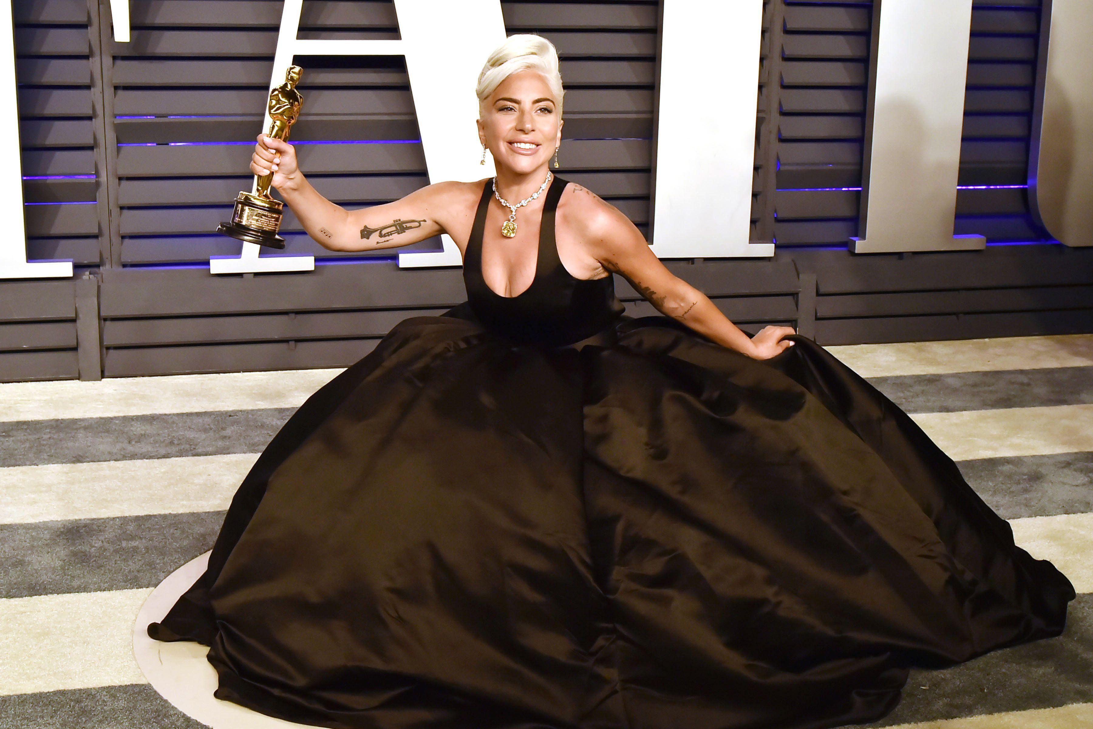 Oskar 2019 - Lejdi Gaga i Olivija Kolman zvezde večeri